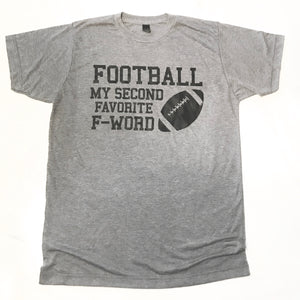 Football My Second Favorite F-word
