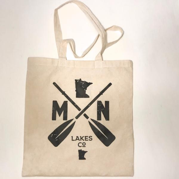 Lakes Co. tote bag