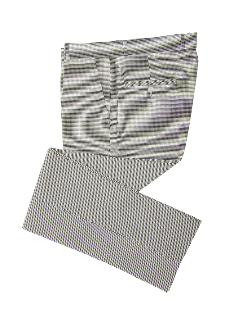 Trousers - Dogtooth Check