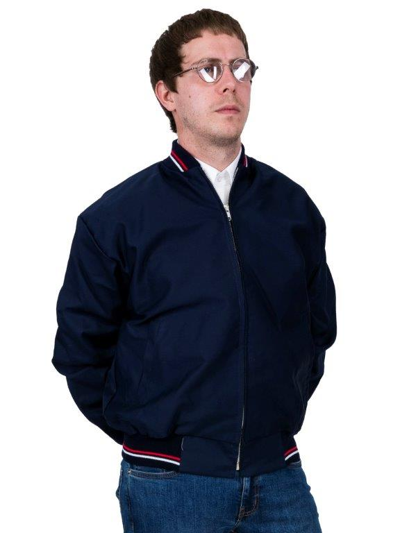 Monkey Jacket - Made in England - Navy