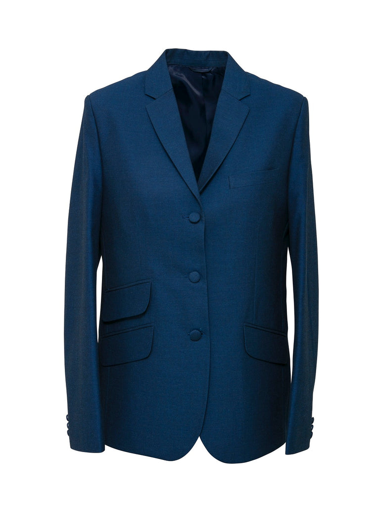 Ladies Tonic Blue Blazer