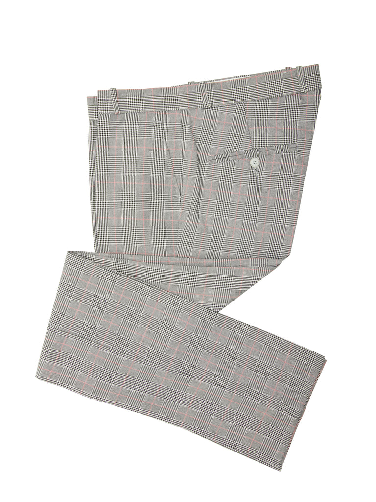 Mens Prince of Wales Trousers