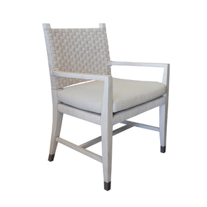 Bamboo Dining Armchair - Furniture