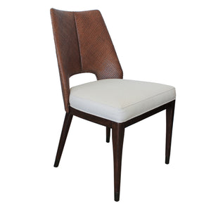 Bamboo Cane Side Chair - Furniture