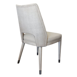 Bamboo Cane Side Chair