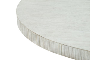 Bamboo Round Dining Table - Furniture