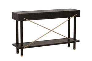 Bamboo Console Table - Furniture