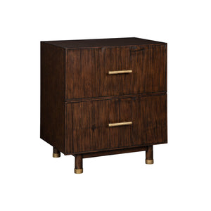 Bamboo Nightstand - Furniture
