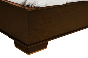 Bamboo King Bed - Furniture