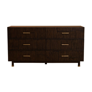 Bamboo Double Dresser - Furniture