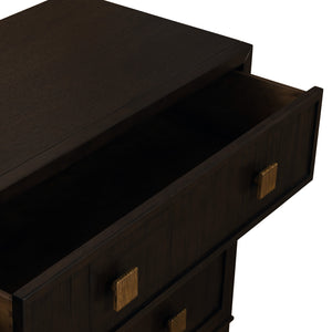 Carlyle Bamboo Double Dresser - Furniture