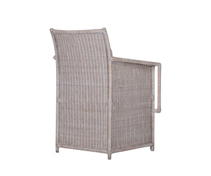Leeward Peninsula Wicker Chair
