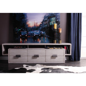 Leeward Media Credenza - Furniture