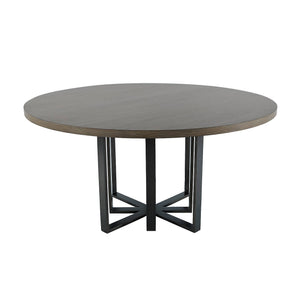 Leeward Round Dining Table - Furniture
