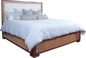 Purveyor Platform Bed In Sand Saguran - Furniture