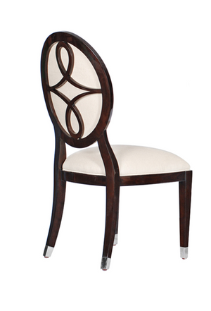 Savoy Oval Back Side Chair
