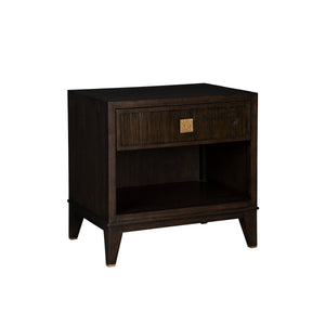 Carlyle Bamboo Nightstand - Furniture