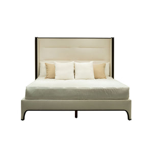 Chronograph Carlyle King Bed - Furniture