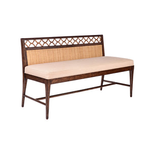 Chronograph Low Seat Bench - Furniture