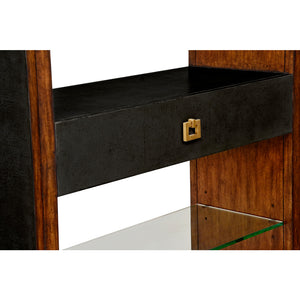 Canvas Open Bookcase - Furniture