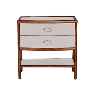 Canvas Nightstand - Furniture