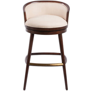 Chronograph Polero Swivel Bar Stool - Furniture