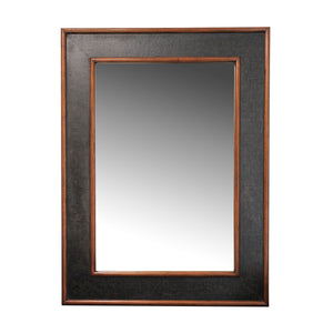 Canvas Rectangular Mirror
