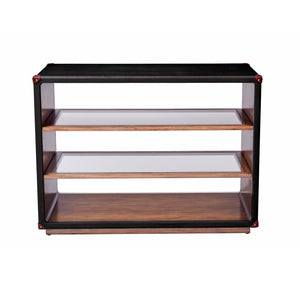 Canvas Martial Open Bookcase