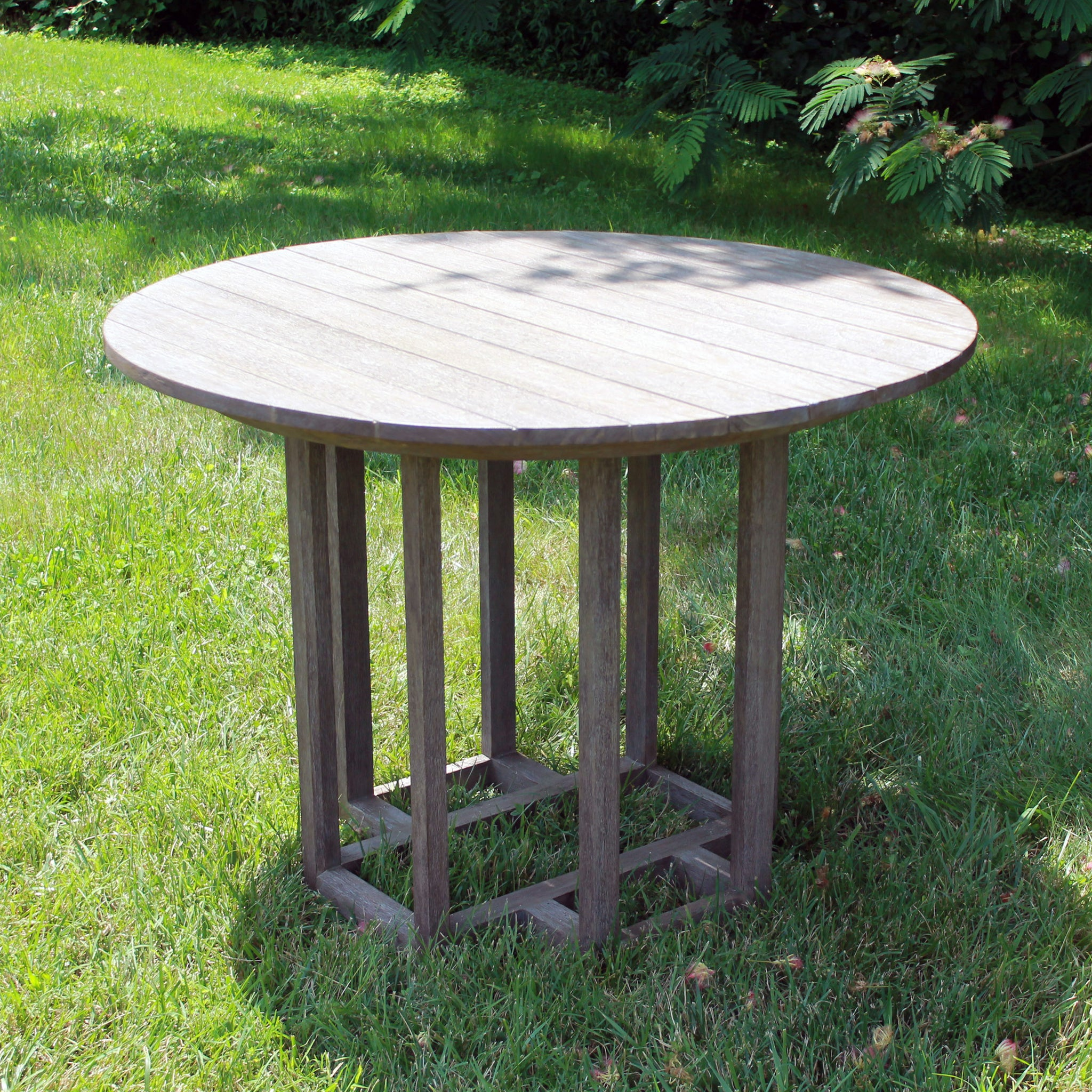 Alfresco outdoor dining table furniture
