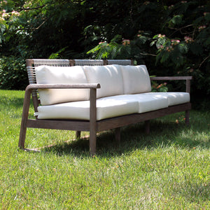 Alfresco Outdoor Rope Weave Sofa - Furniture