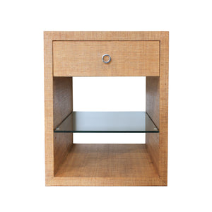 Purveyor Saguran Small Bedside Table