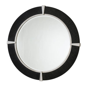 Purveyor Saguran Round Mirror - Furniture