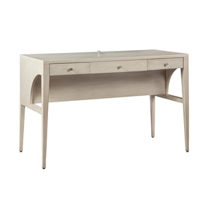 Creme Notebook Desk -