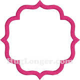 Applique Decorative Frame HL2197 embroidery file