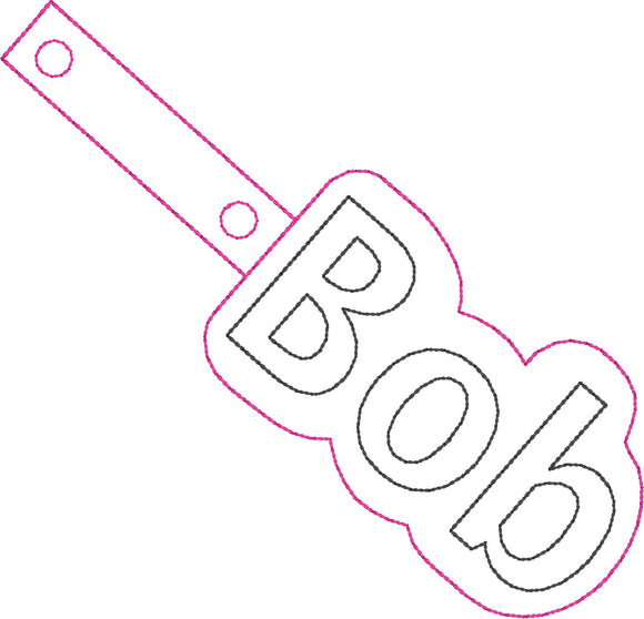 ITH Bob Fob HL2545 embroidery file