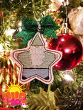 HL ITH Gnome Star Ornament HL5652
