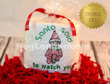 Elf TP HL2407 embroidery file