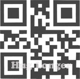 QR code-it's a boy- HL5603 embroidery file