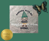 Hanging with my Gnomies HL2479 embroidery files