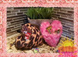 ITH Heart Pocket Pillow HL5762 embroidery files 4 sizes!