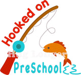 Hooked on Preschool HL5583 embroidery file