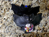 ITH Bat Candy Holder HL5586 embroidery files