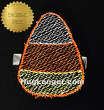 ITH Sketchy Candy Corn Felties HL2382 embroidery files