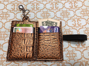 ITH Vinyl Card Holder Fob HL2553 embroidery file