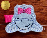 ITH Shark Felties HL2374 embroidery files