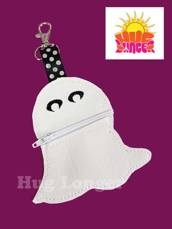 ITH Ghost Bag HL5694 embroidery file