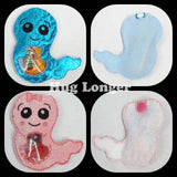 ITH Ghoul Candy Holders HL5586 embroidery files