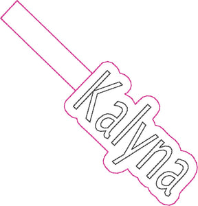 ITH Kalyna Fob HL2517 embroidery files