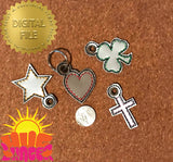 ITH Mini Fobs HL5793 embroidery files