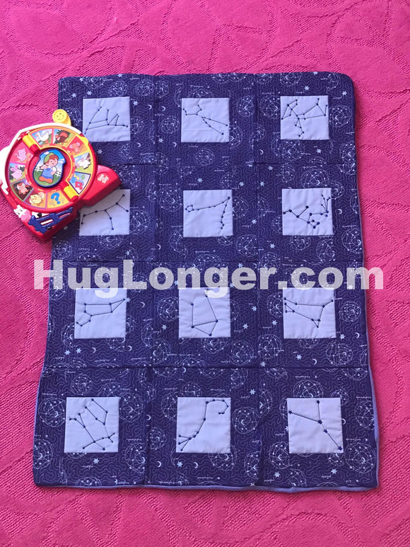 ITH Constellations Quilt Squares HL2364 embroidery file